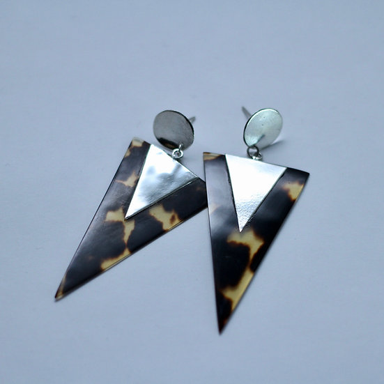 Earrings Art deco (ref. BO1908)