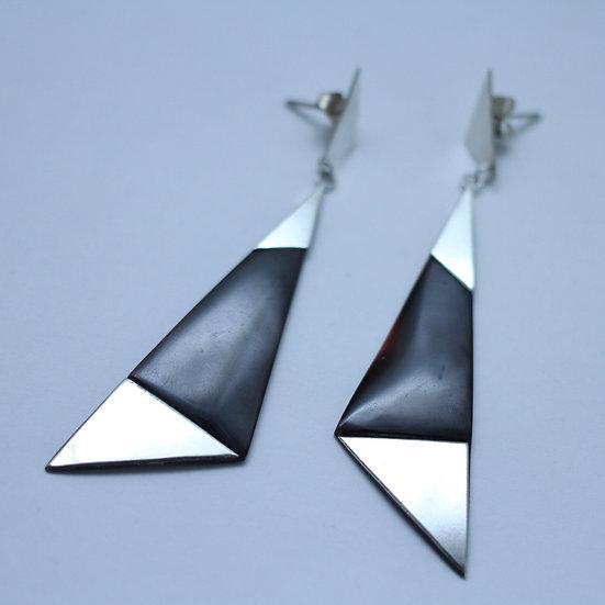 Earrings Art deco (ref. BO1911)