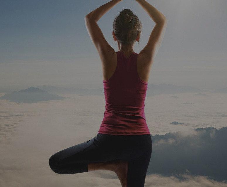 Online Yoga in English