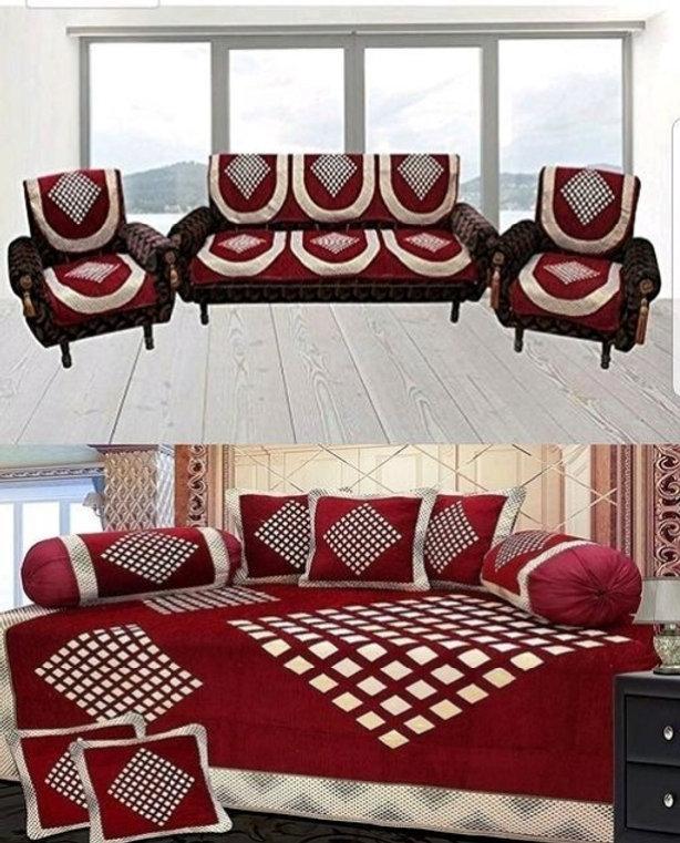 Outstanding Diwan Set Sofa Set Combo Fabflood Cjindustries Chair Design For Home Cjindustriesco