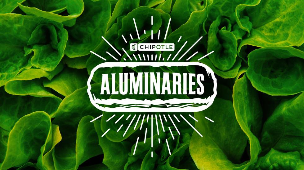 Chipotle Aluminaries