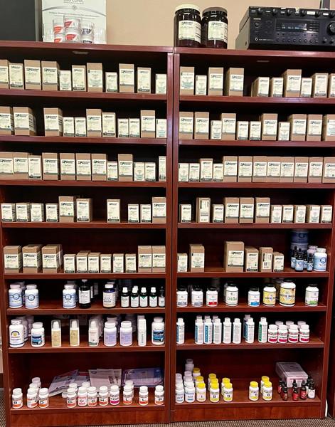 Supplement Inventory