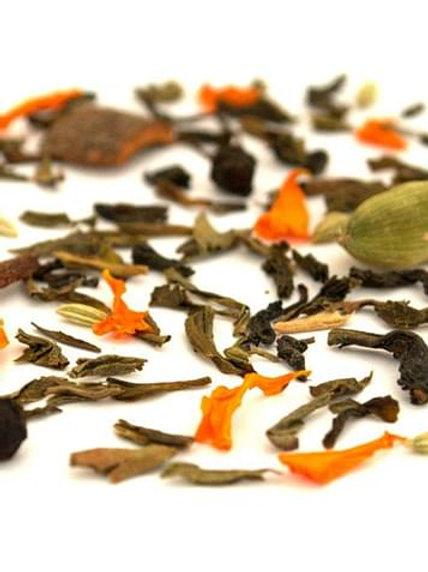 Emerald Spiced - groene thee