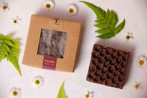 Last Forest Edge Beeswax Soap – Vanille