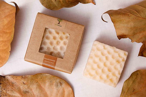 Last Forest Edge Beeswax Soap – Sandelwood