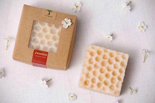 Last Forest Edge Beeswax Soap – Jasmine