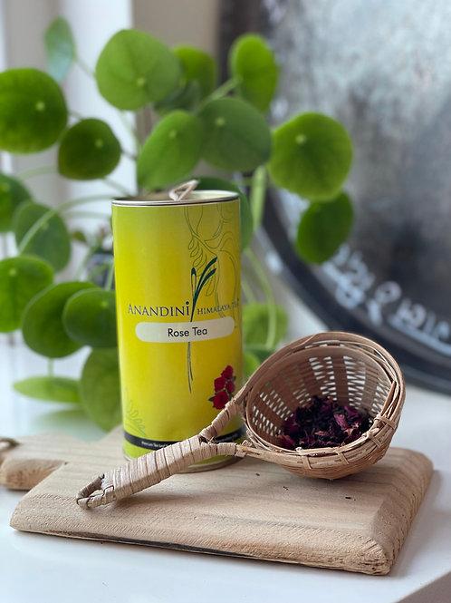 Indian Rose Tea - zwarte thee