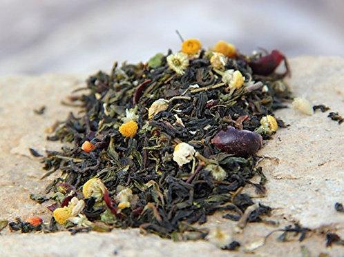 Rose-hip & Camomile - groene thee