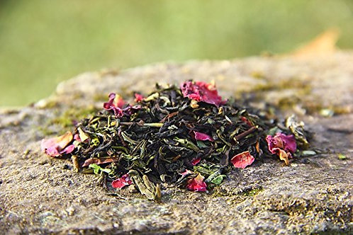 Mint & Rose Petals - groene thee