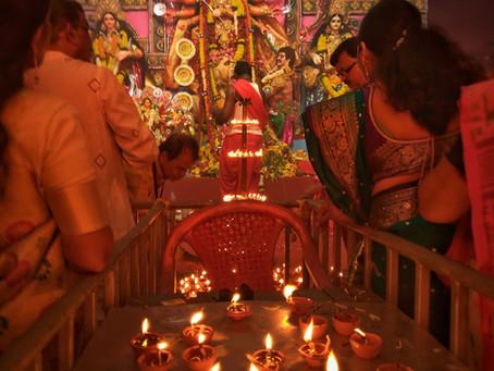 Diwali, een feest vol licht