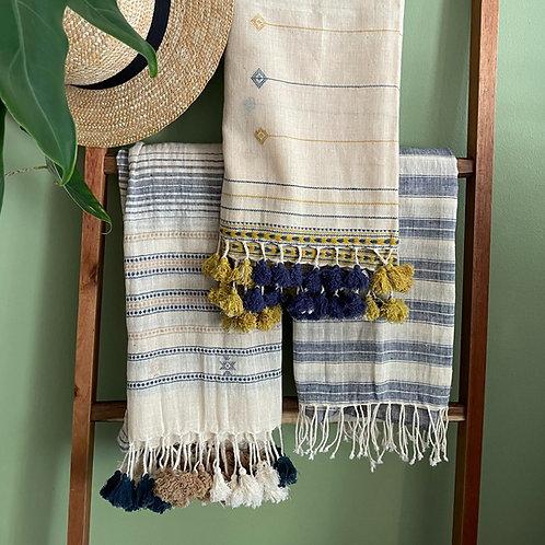 Sjaals uit Gujarat