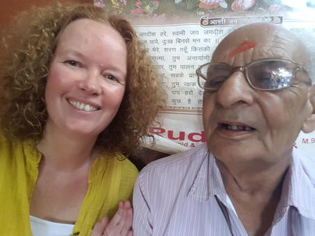 Varanasi is the best says Bau