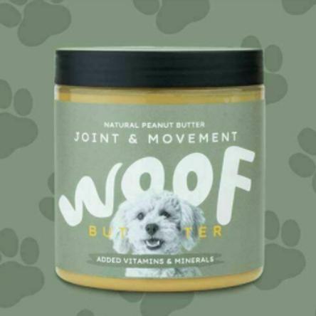 WOOF Natural Peanut Butter Joint & Movement