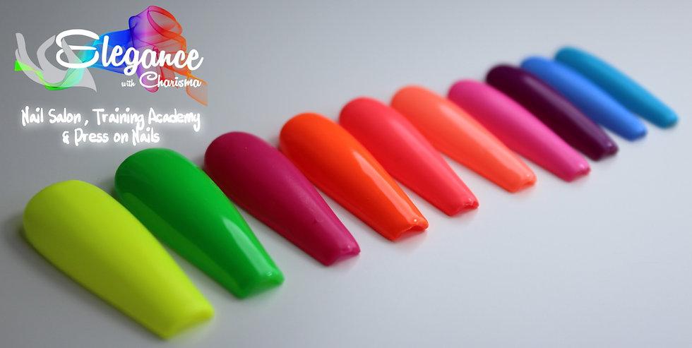 Multi-color Shine / Matt