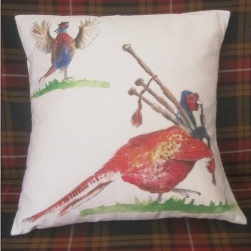 Highland Fling Cushion Cover