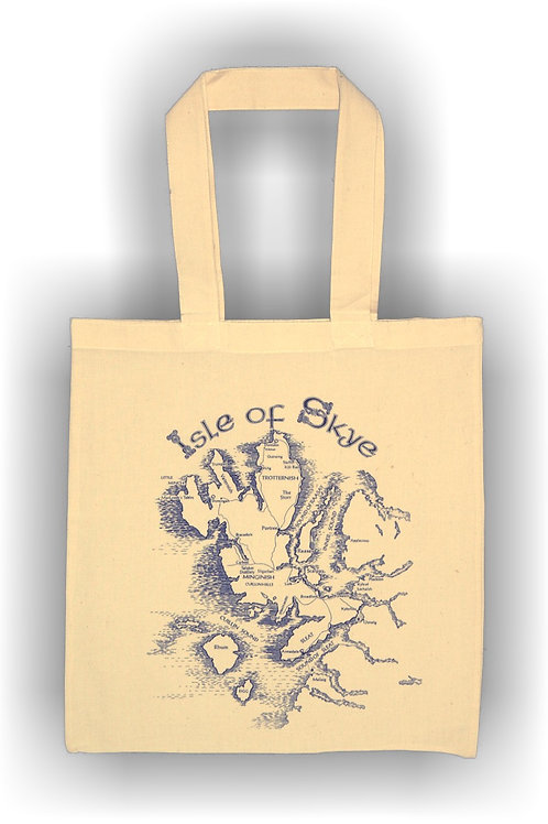 Isle of Skye Cotton Bag