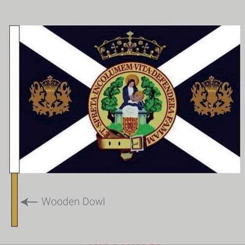 Selkirk Burgh Flag