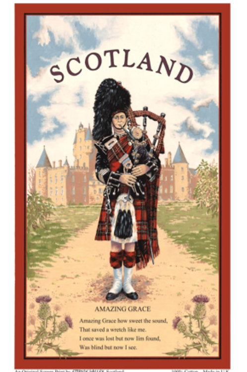Piper Tea towel