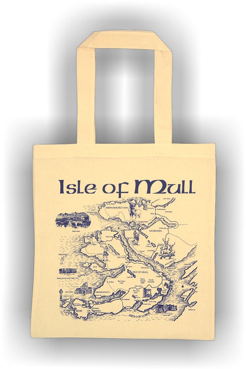 Isle of Mull Cotton Bag