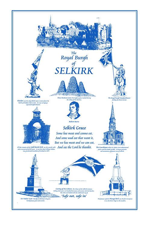Selkirk Tea Towel
