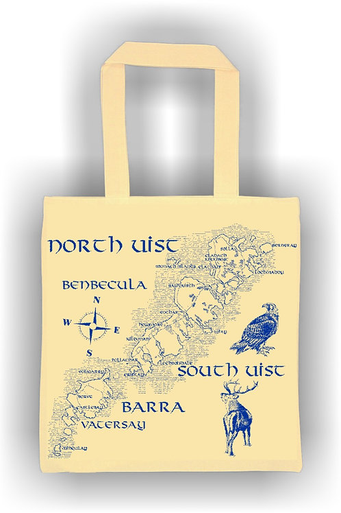 Uist and Barra Cotton Bag