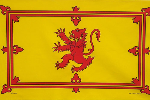 Lion Rampant Tea Towel