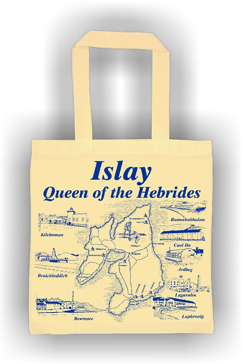 Isle of Islay Cotton Bag