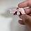 Thumbnail: andy randy acrylic pin