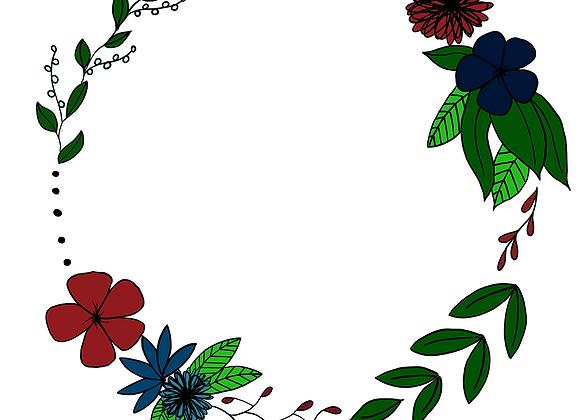 Greenery Custom Wreath