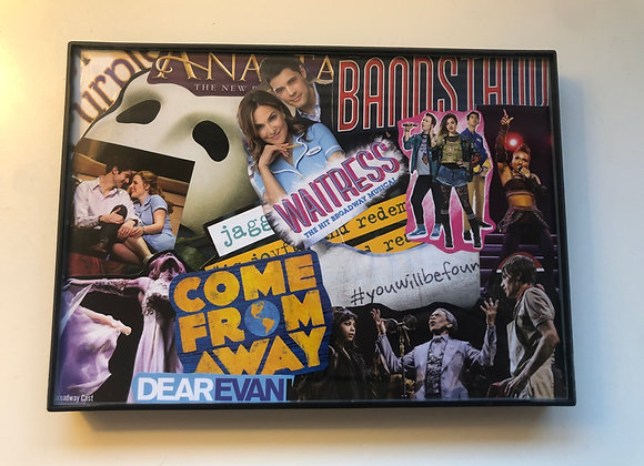Mixed Broadway Collage