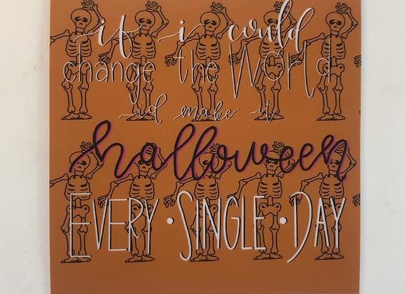 Spooky Season Mean Girls Sticker