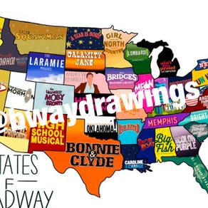 50 States of Broadway Insider!