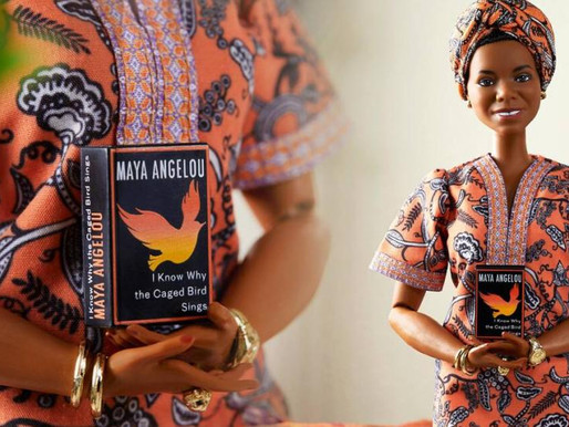 Barbie Honors Maya Angelou