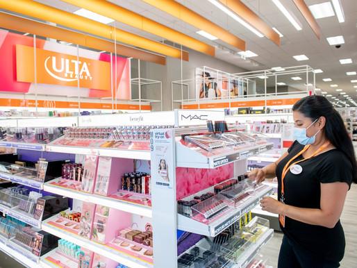 Ulta Beauty at Target Opens First 52 Doors