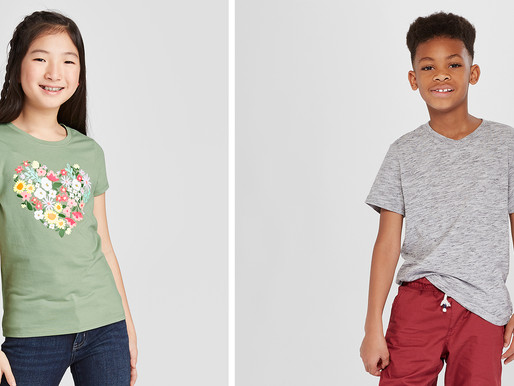 Shipt is Making Style a Breeze with Same-Day Delivery for Target Kids' and Baby Apparel and More