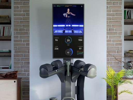 This Smart Home Gym Is The Future Of Fitness
