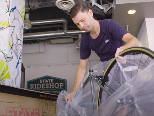 How Bike Shops Kept up with America's 121% Spike in Demand