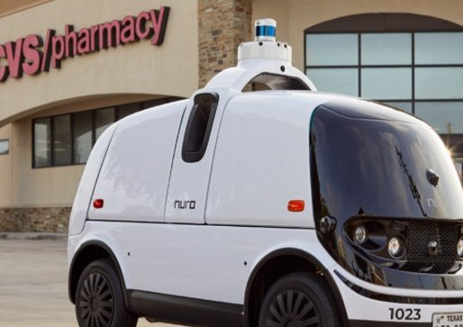 CVS Pharmacy Tests Self-Driving Vehicle Delivery for Prescriptions