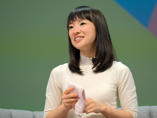 Marie Kondo And The Container Store Get Organized Together