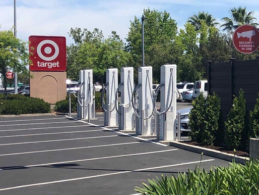 New Solar and Wind Projects Are Big Strides Toward Target's Renewable Energy Goals