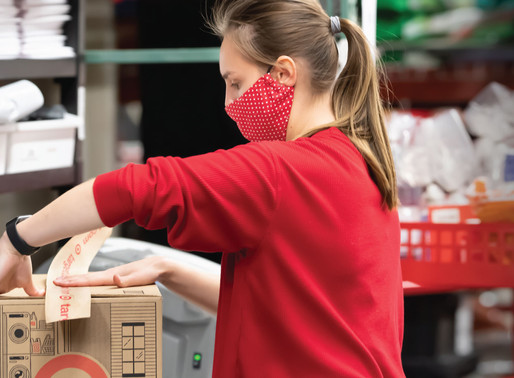 This Year, Target's Seasonal Staffing is all about Safety and Ease—For Guests *and* Team Members