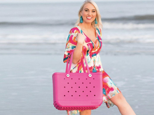 Facebook and TikTok Can't Get Enough of this Washable Bag Resembling a Pair of Crocs
