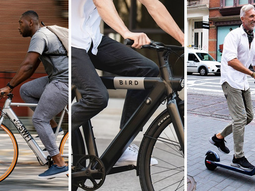Best Buy Rides into Electric Transportation with E-Bikes, Scooters, Mopeds and More