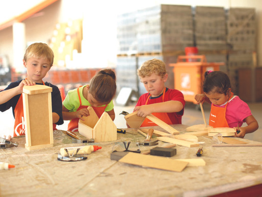 Home Depot Makes A Loyalty Play With New Kids Program