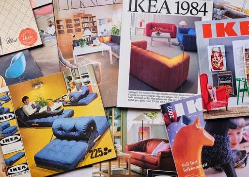 Ikea Eliminates Production of Catalog After 70 Years