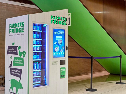 Vending Machines are Entering a New Golden Age