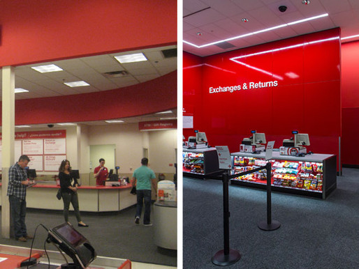 Check Out Target's 'Before' and 'After' Store Remodel Photos