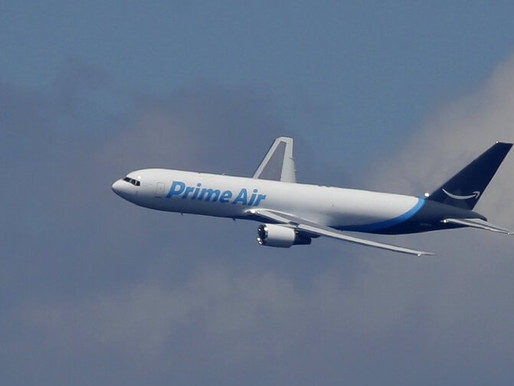 Amazon Makes First Aircraft Purchase to Expand Cargo Network