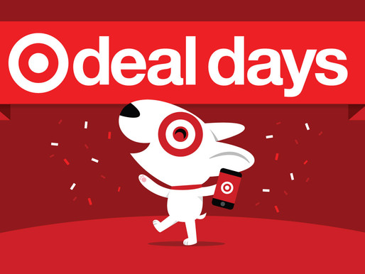 Deal Days is Back Oct. 13 and 14, And *Just The Start* of Target's Season-Long Savings