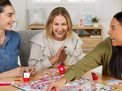 Do Not Pass Go ... Without Feasting Your Eyes on This Exclusive Target Edition of Monopoly